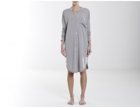 SUNDAY IN BED (OKHA) Gerdi Nachthemd